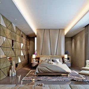 Single Person Bedroom