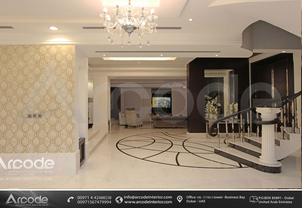 Staircase Lobby