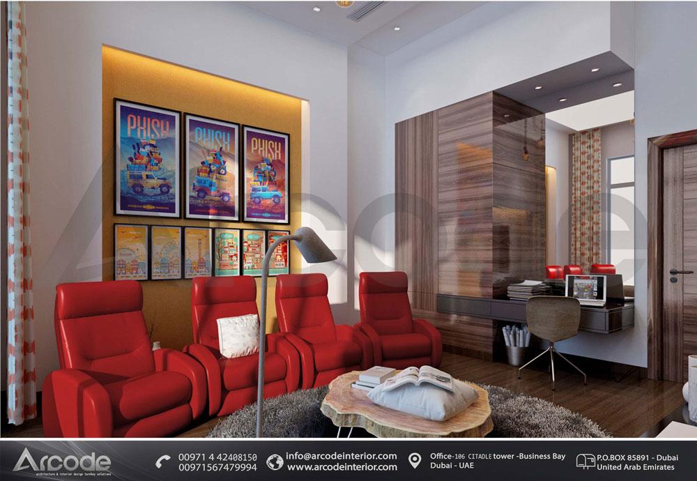 Private Villa Cinema