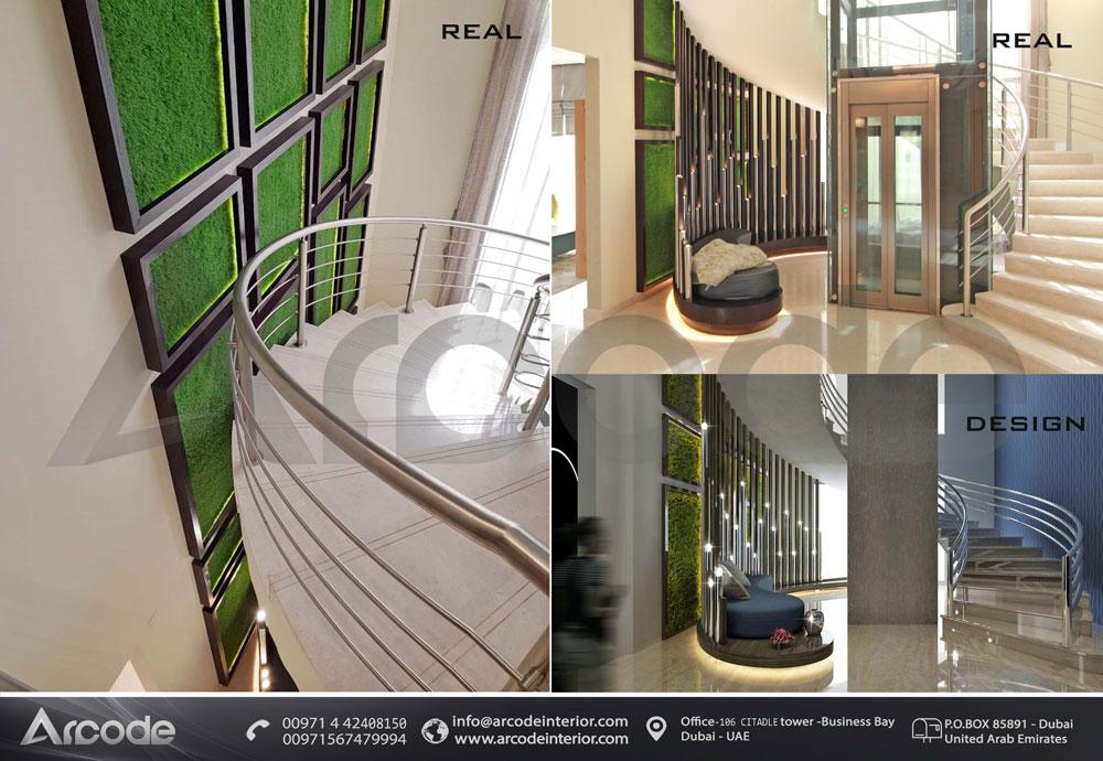 Stair Case btw Design & Built