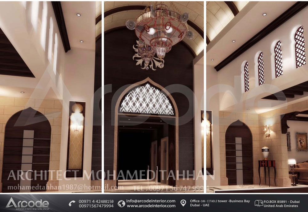 Islamic Facade Design