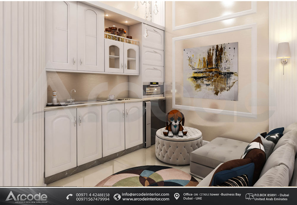 Luxuriose Classic Kitchen