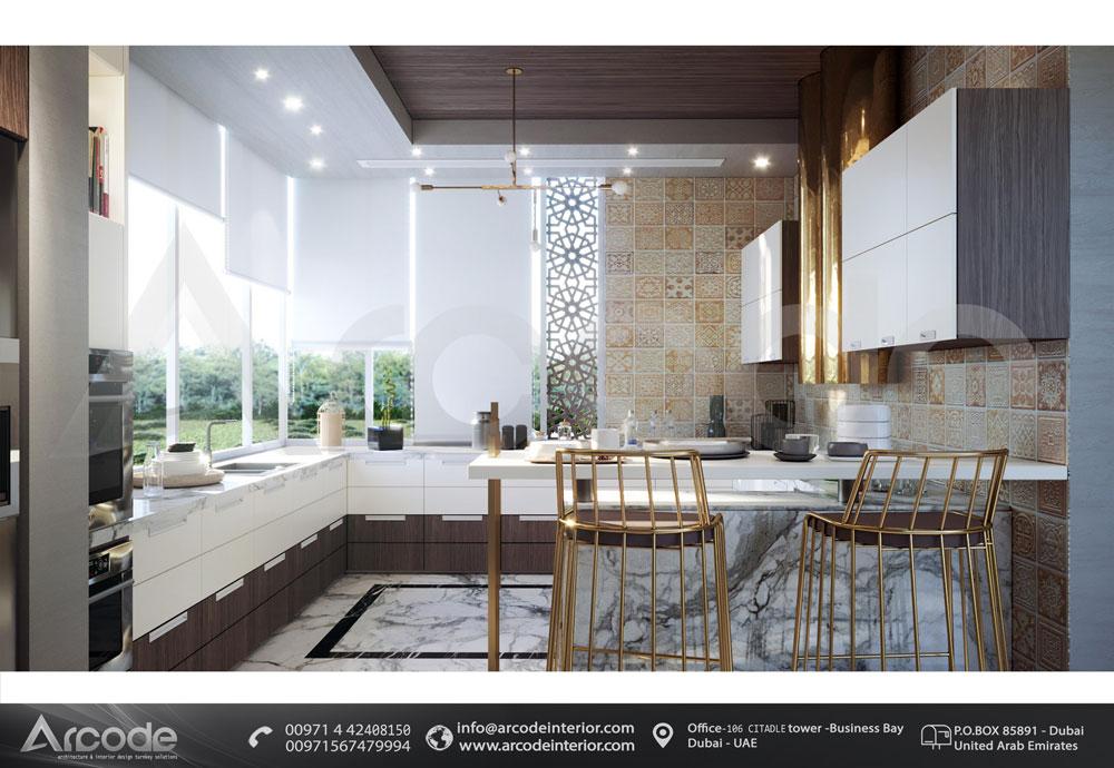 Complete Modern Kitchen