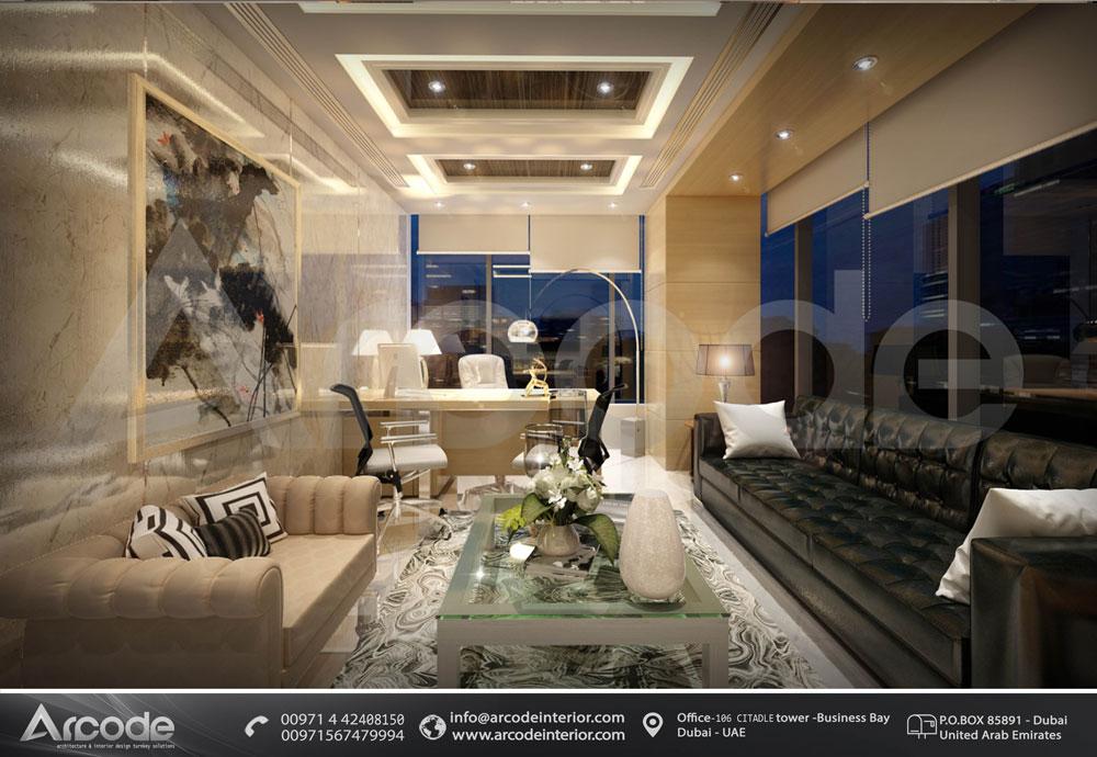 CEO office Design