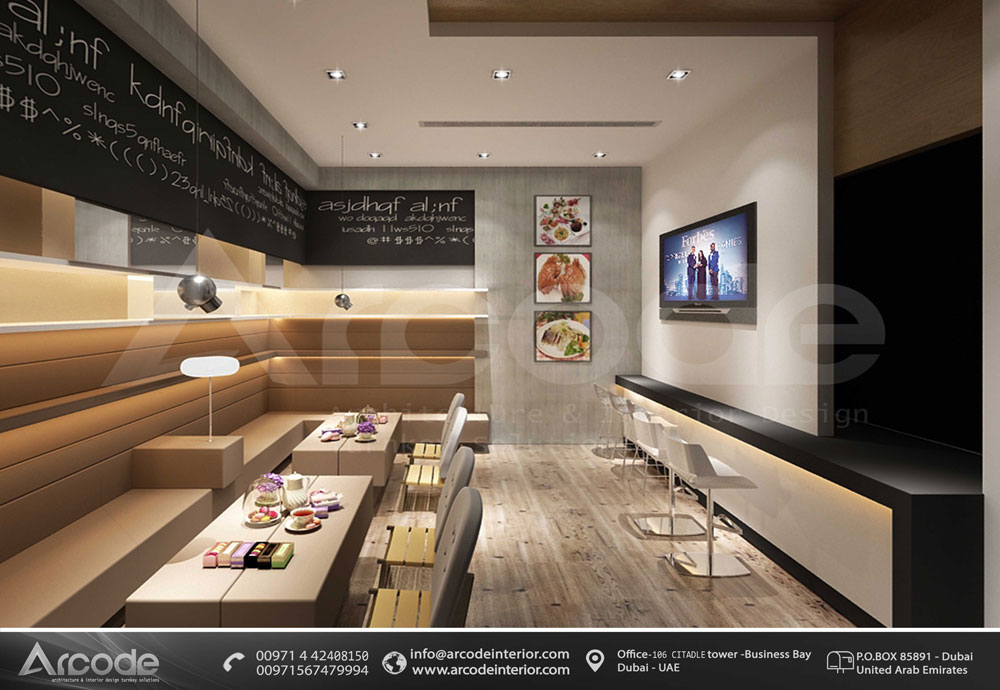 Coffeeshop Design