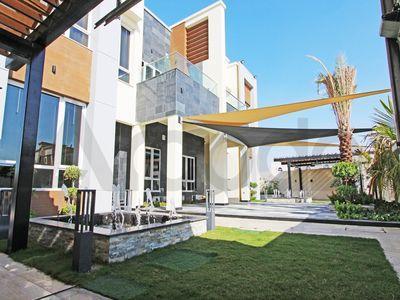 Modern Villa @Hoshi Sharjah