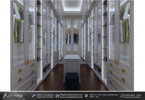 غرفة الملابس