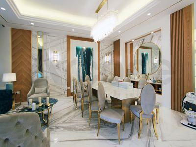 DESIGN & FITOUT - PALM JUMEIRAH