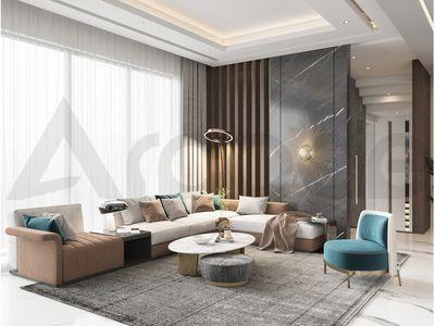 Modern Villa @ AlRiyadh AbuDhabi