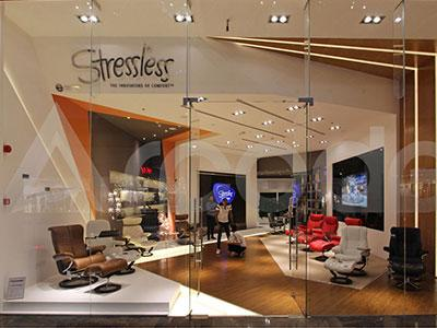 Stressless Furniture Showroom