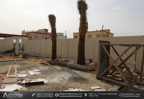 On-Going Al Nouf villa Project
