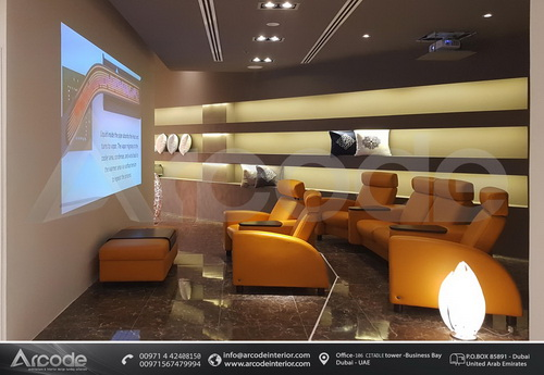 Stressless Showroom After Execution