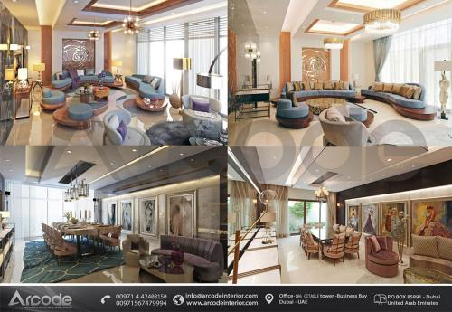 Majlis & Dining Room btw Design & Built