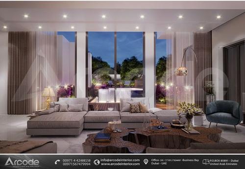 Open Facade Livingroom