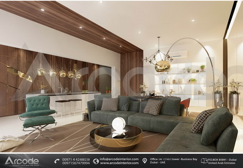 luxury livingroom Design