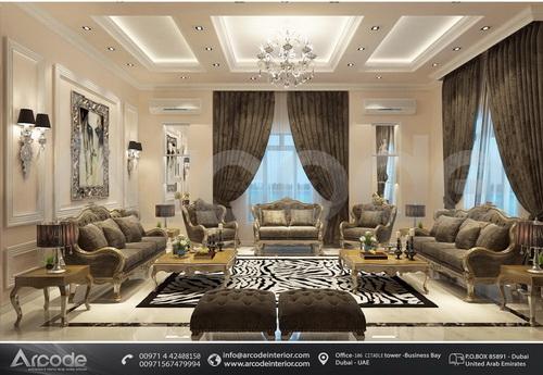 Classical Majlis Design