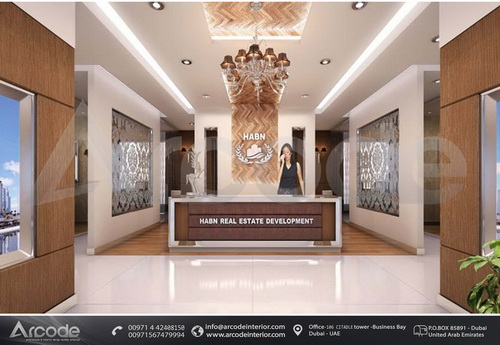 Luxury Reception Design