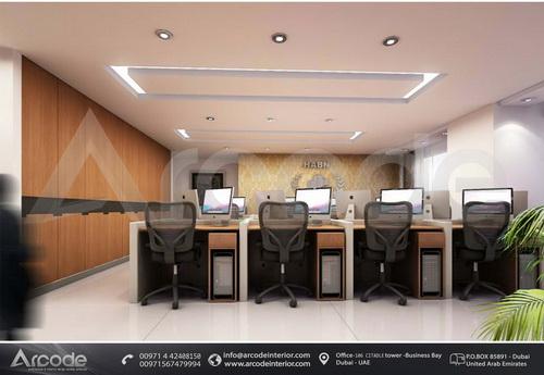 Luxury WorkStation Design