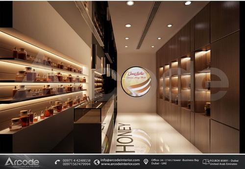 Honey World shop Design