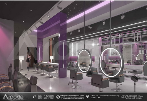 Nakheel Mall Ladies' Salon